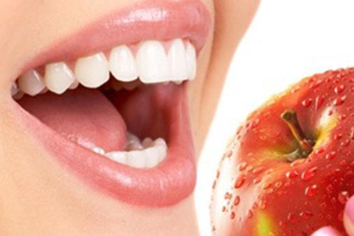 κιτρίνισμα δοντιών